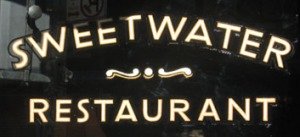 Sweetwater 2 sign