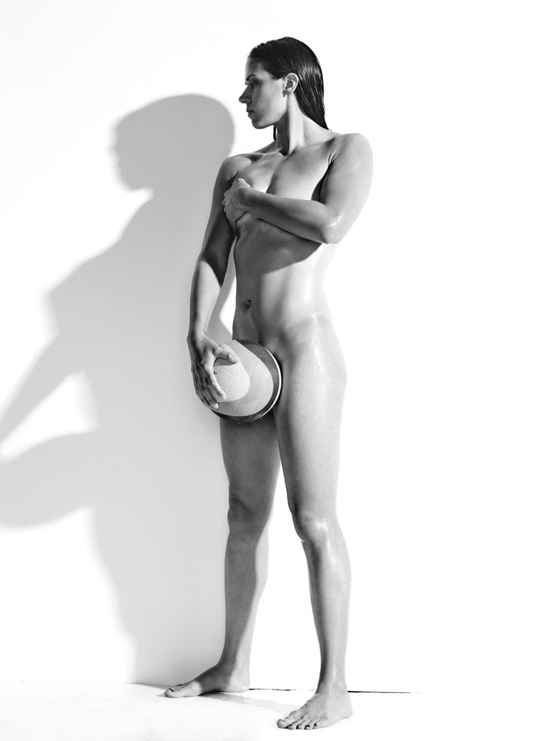 body issue water women Espn polo