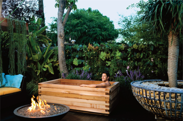 Lauren greenfield s favorite spaces featuring will for Jamie durie landscape design