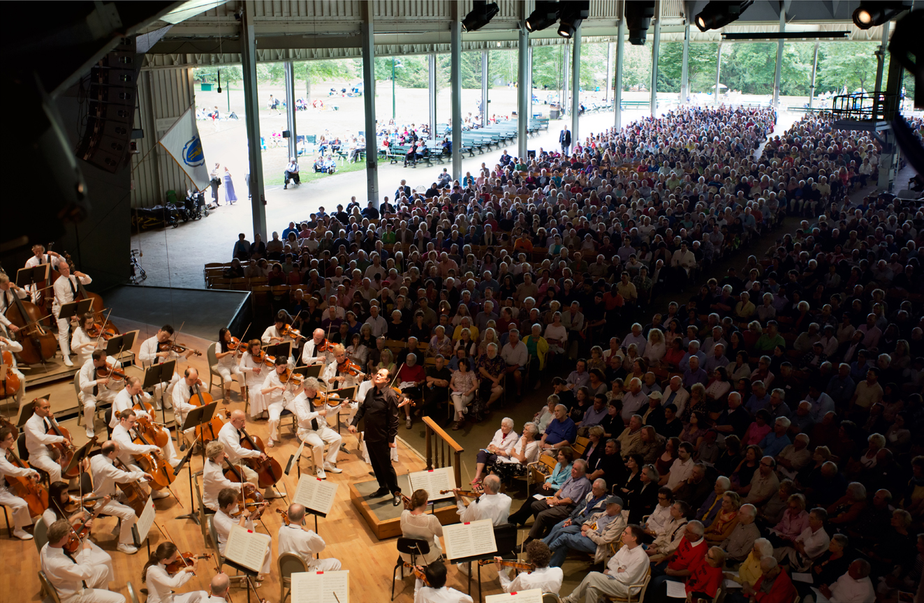 Tobias hutzler photographs tanglewood for the new yorker for The tanglewood