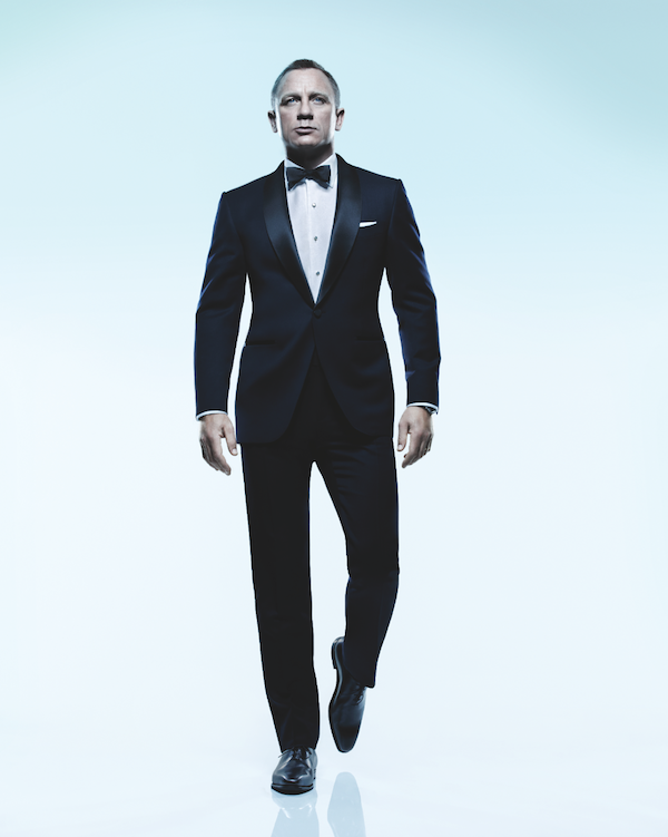 Matthew Rolston on photographing Daniel Craig as James ...