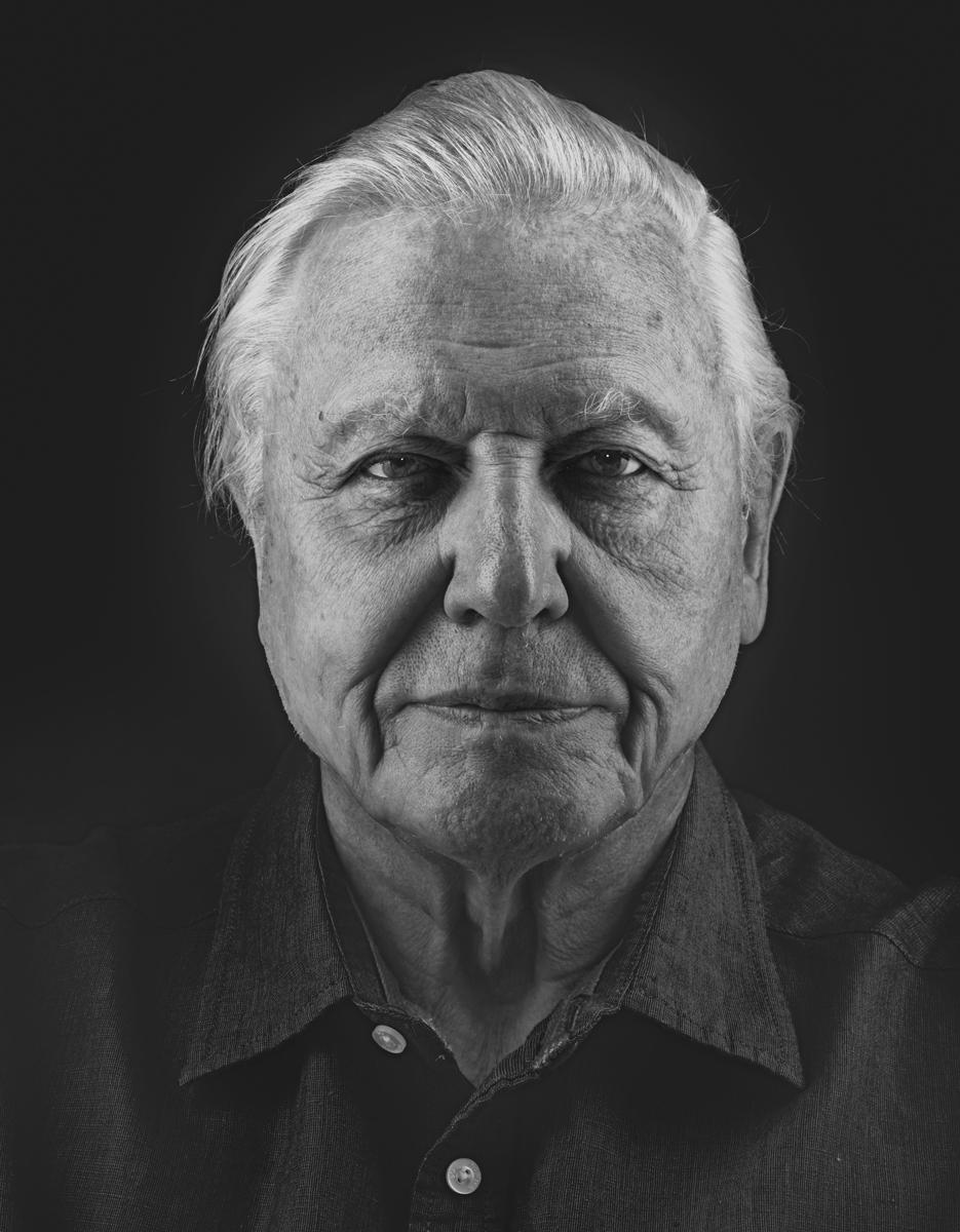 David Attenborough by ...