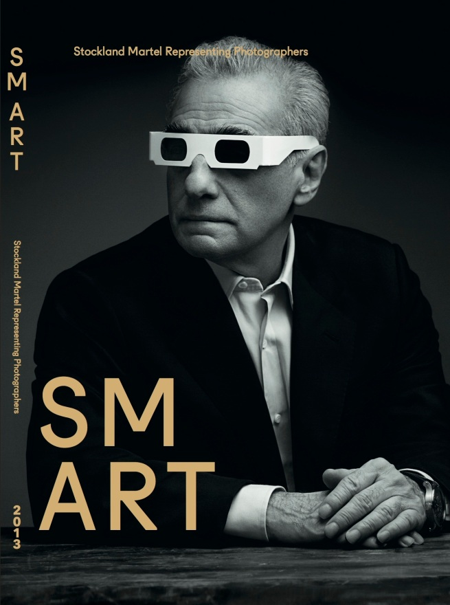 Coming in January: SMart Book 2013, our new photo annual, featuring work by our photographers, plus exclusive self-portraits by each of them. Cover photo: Martin Scorsese by Art Streiber.