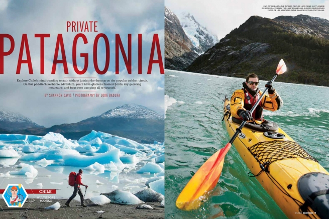 Photos by Jorg Badura for Backpacker magazine, January 2013 issue.