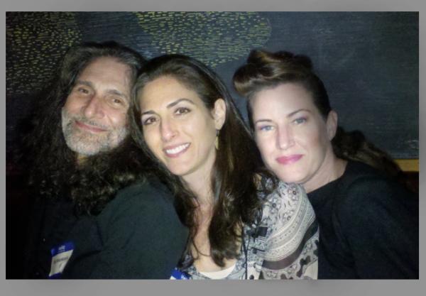 Bill Stockland, Melanie tk, and Ginnie tk.