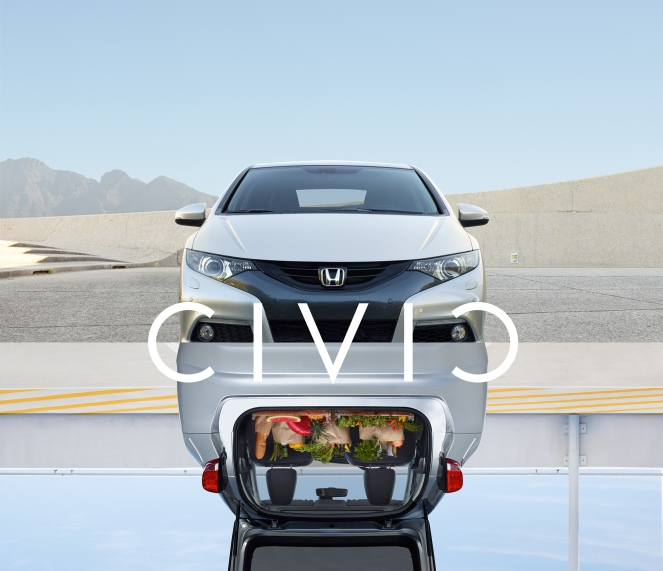 Photo by Tobias Hutzler for Honda and Wieden+Kennedy.