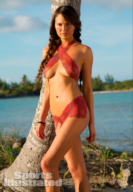 """Walter Iooss shoots """"Body Paint"""" feature for Sports Illustrated ..."""