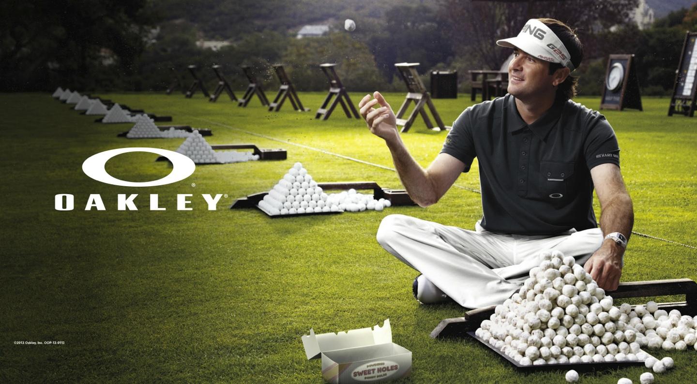 Bubba Watson Oakley