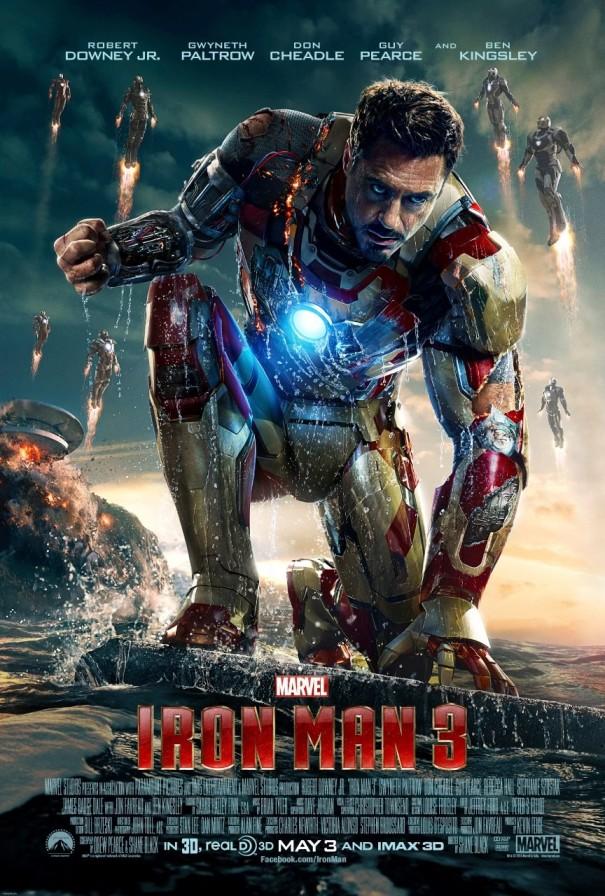 Robert Downey Jr. Photo by Michael Muller for Marvel Entertainment.