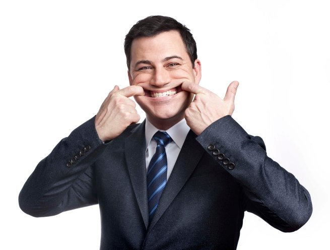 Jimmy Kimmel. Photo by Matthias Clamer.