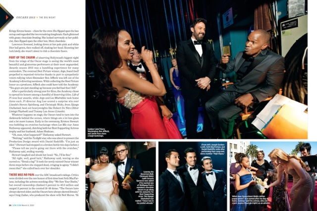 Photos by Art Streiber for Entertainment Weekly.