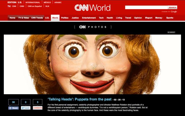 Matthew Rolston - CNN Photos