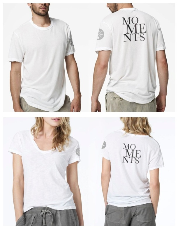 Steven Lippman James Perse tees