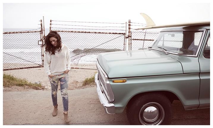 Photo by Steven Lippman for Malibu magazine.