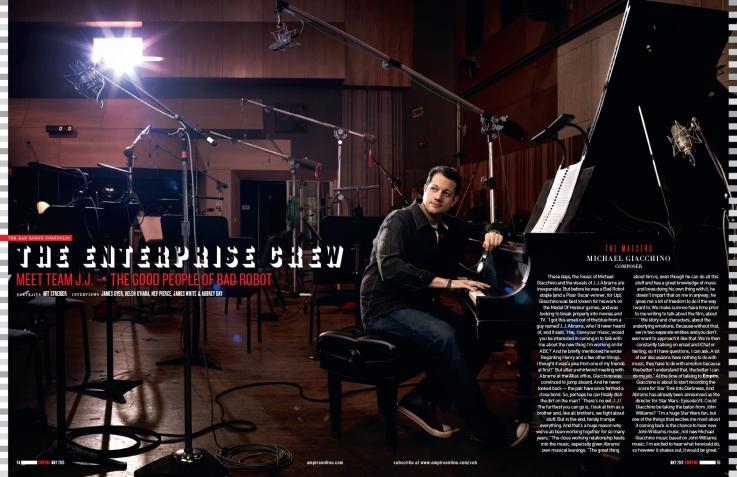 Photo by Art Streiber for Empire magazine.