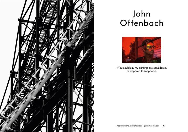 John Offenbach's opening spread in SMart Book 2013.