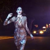 "Photo by Uwe Duettmann. From ""New work: Uwe Duettmann's David Lynch–inspired fashion story for Gala magazine."""