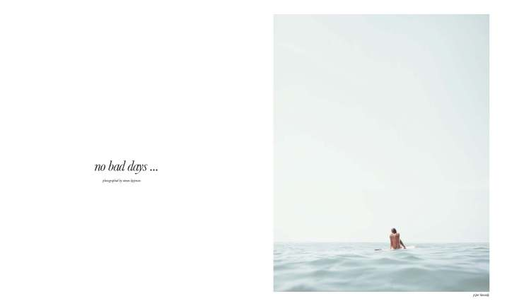 Steven Lippman_No Bad Days_Page_01