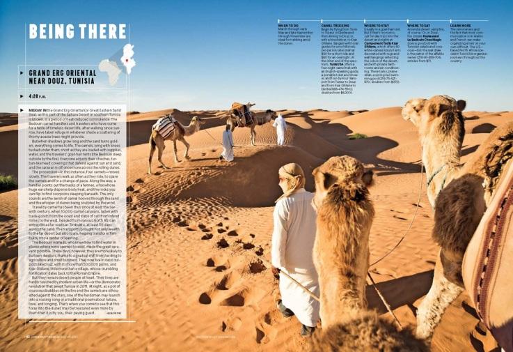 Photo by Jorg Badura for Conde Nast Traveler, August 2013 issue.