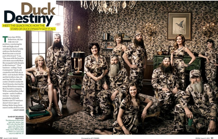 Art Streiber _ Duck Dynasty