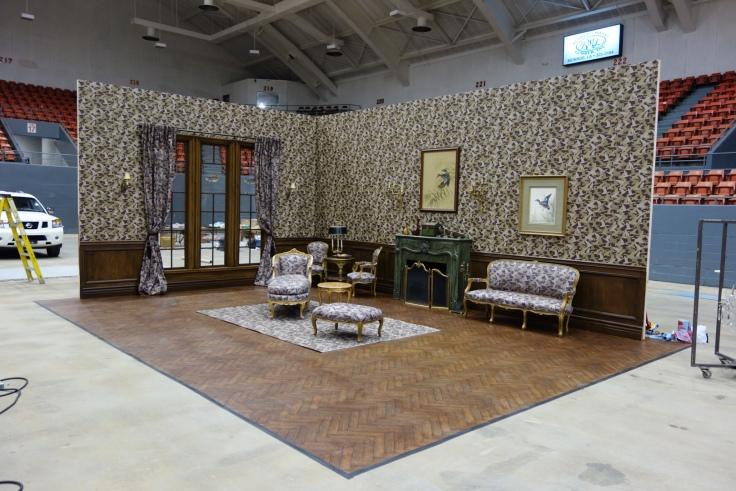 Art Streiber_Duck Dynasty camo living room