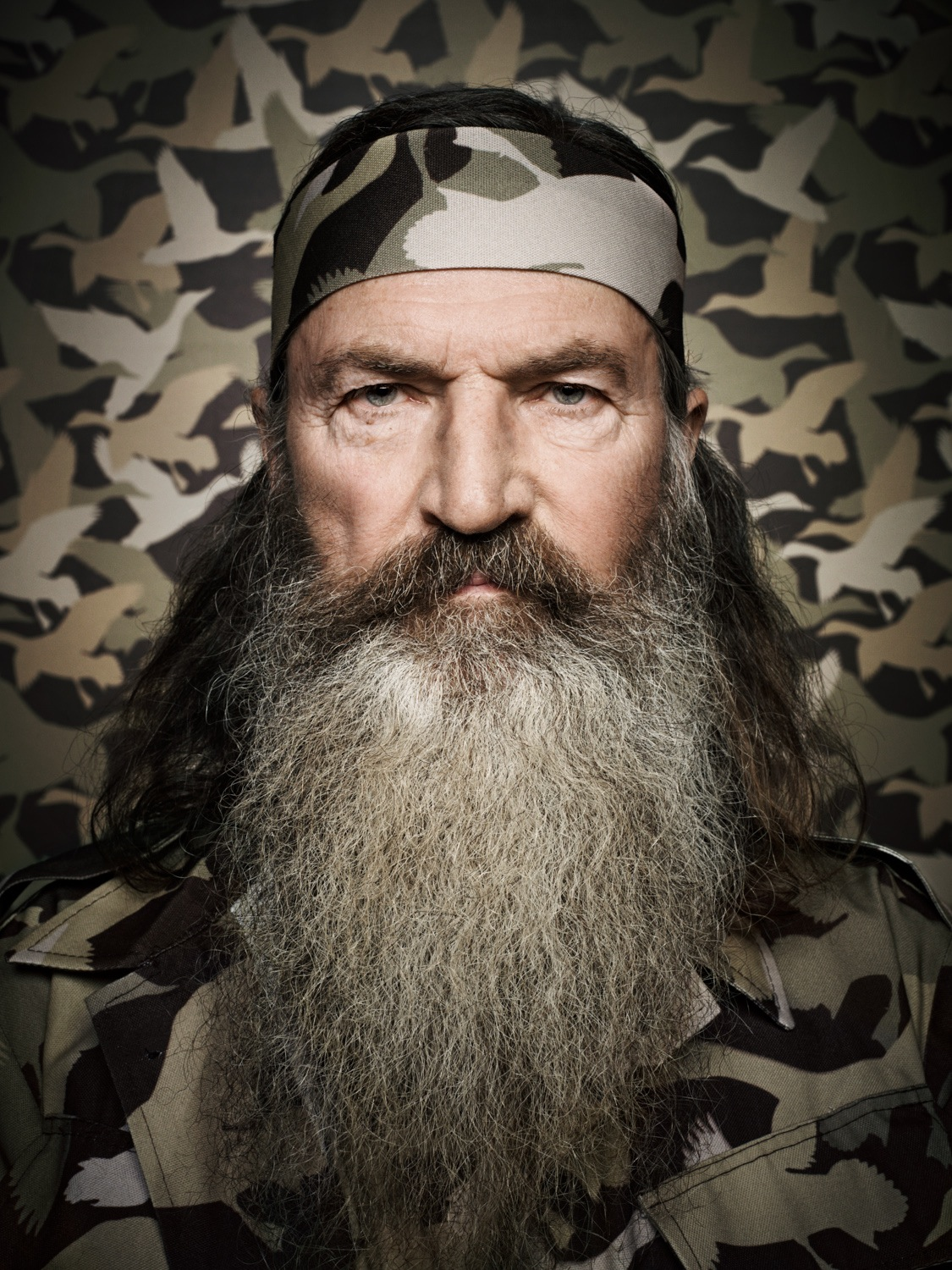 "Art Streiber on photographing the cast of ""Duck Dynasty,"" the No"