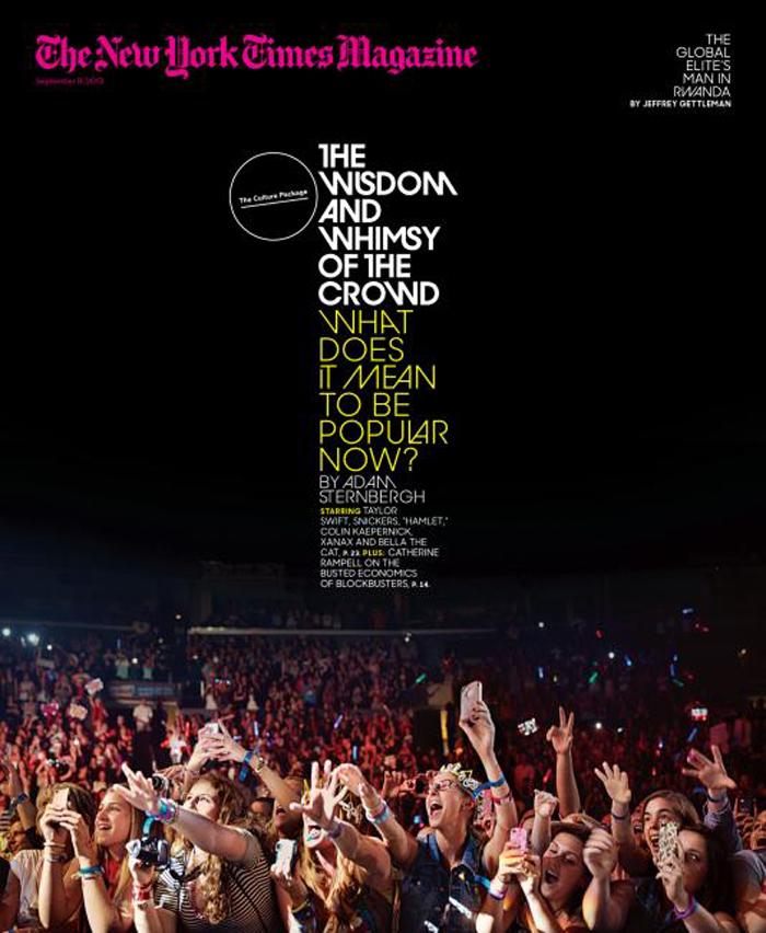 Art Streiber_Taylor Swift concert