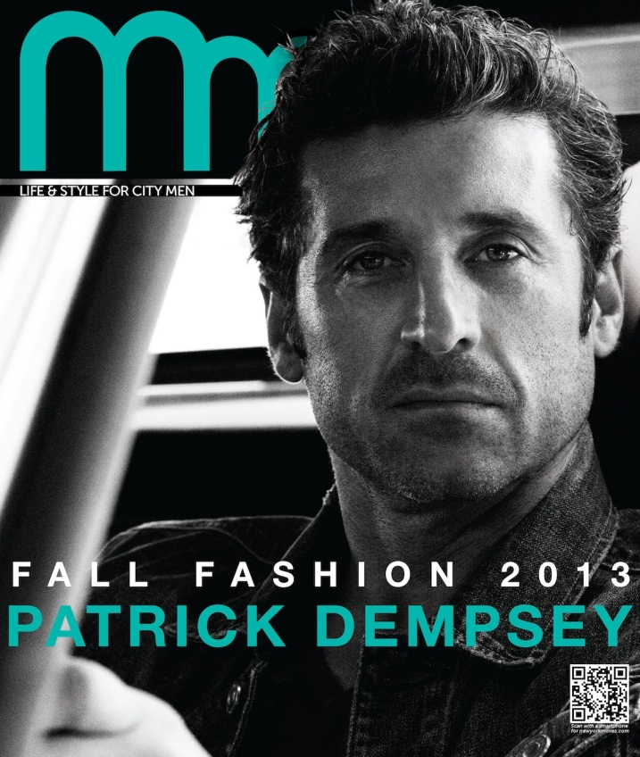 Michael Muller_Patrick Dempsey cover