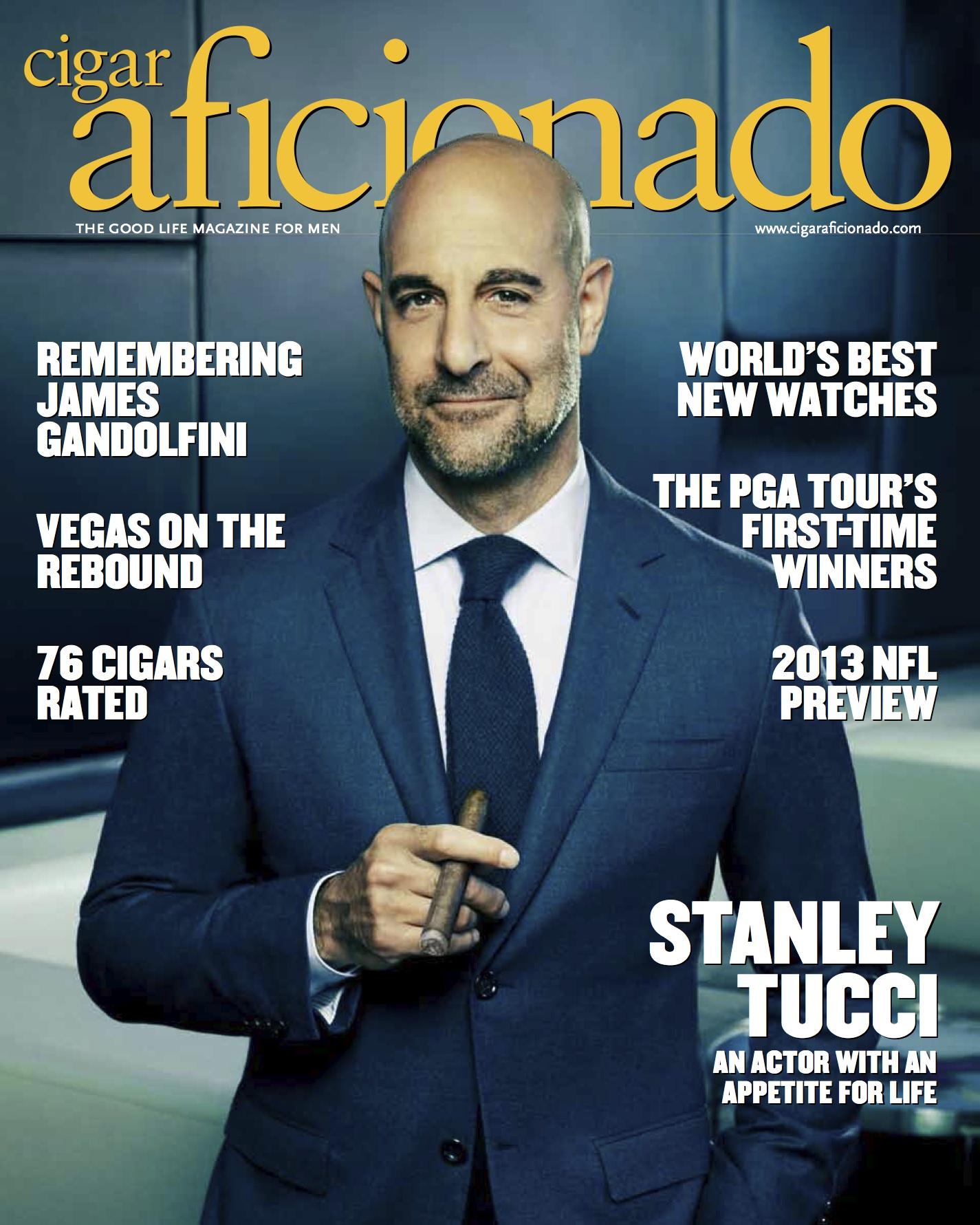 Congratulate, stanley tucci actor let's