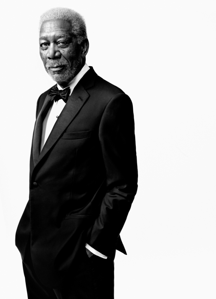 Art Streiber_Morgan Freeman
