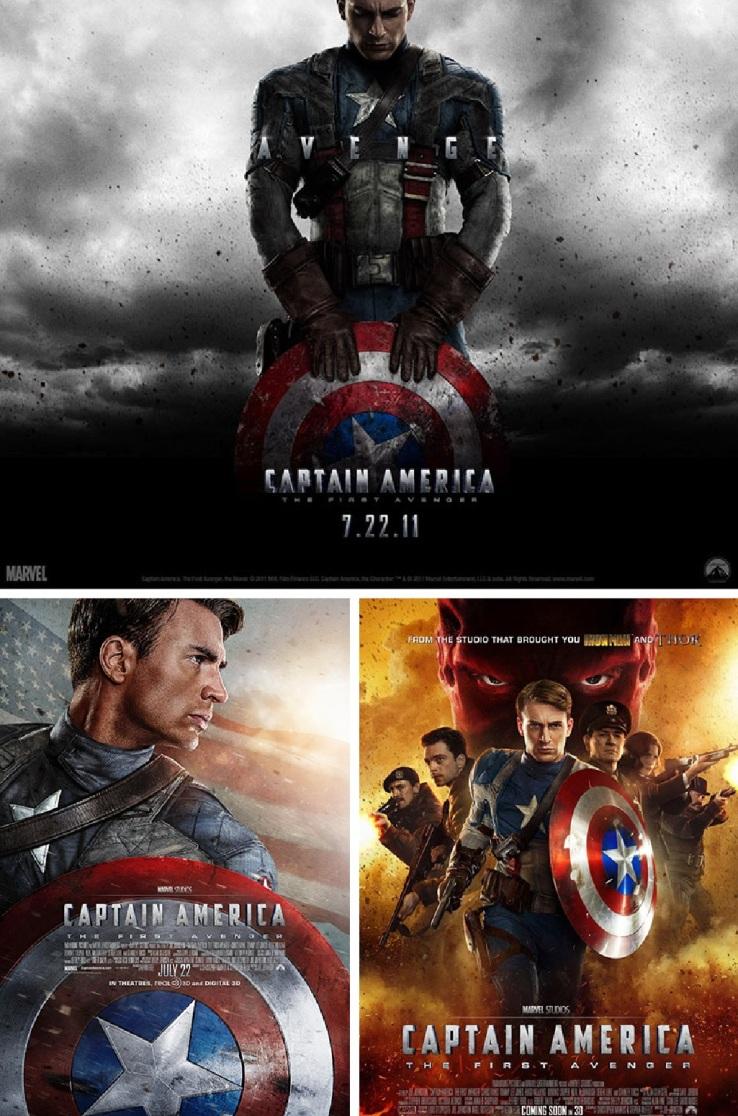 Michael Muller_Captain America First Avenger