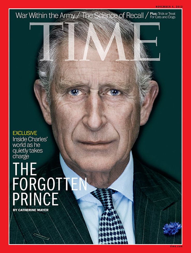 Nadav Kander_Prince Charles cover