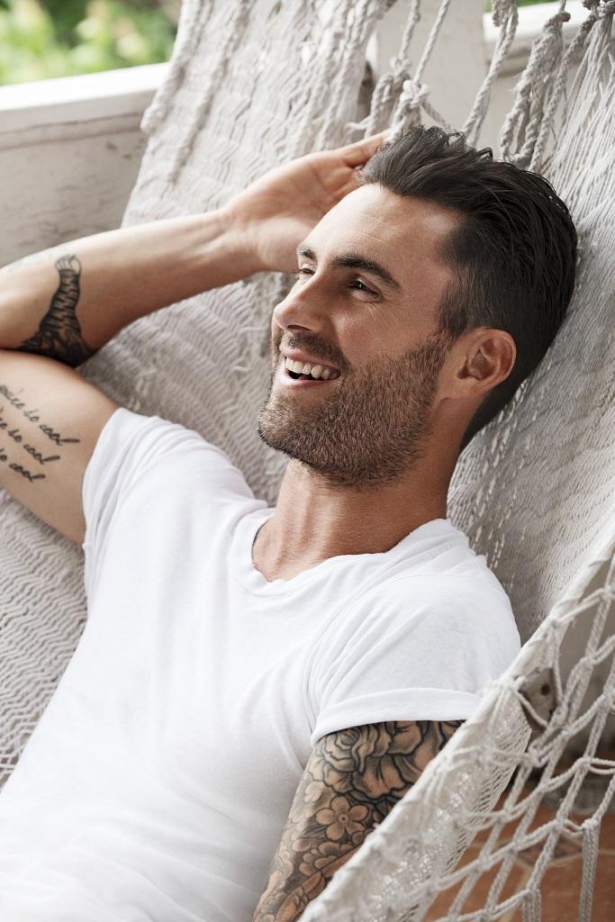 "Adam Levine, People magazine's ""Sexiest Man Alive ..."