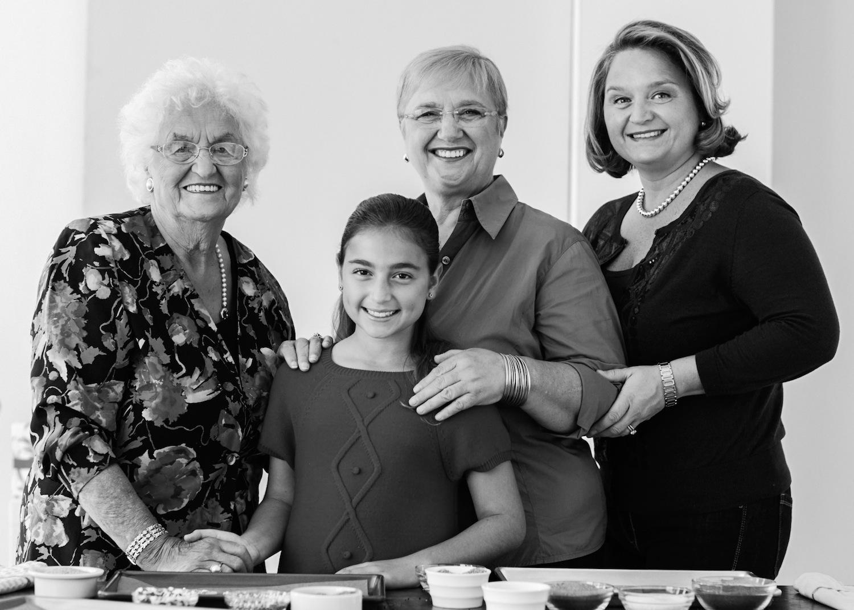 Melanie Acevedo photographs Lidia Bastianich and her ... Almond Butter