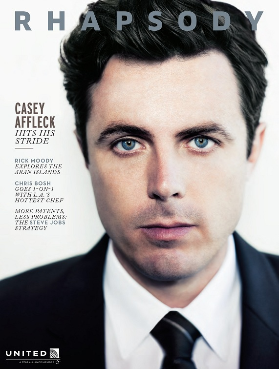 Michael Muller_Casey Affleck cover
