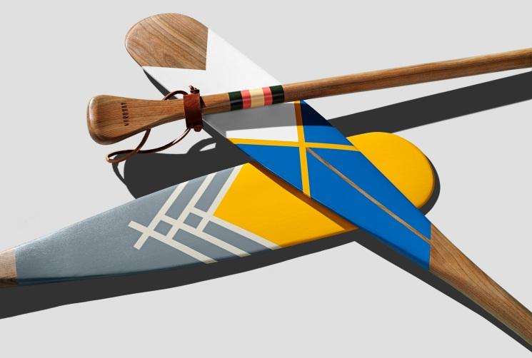 Nigel Cox_Norouay paddles