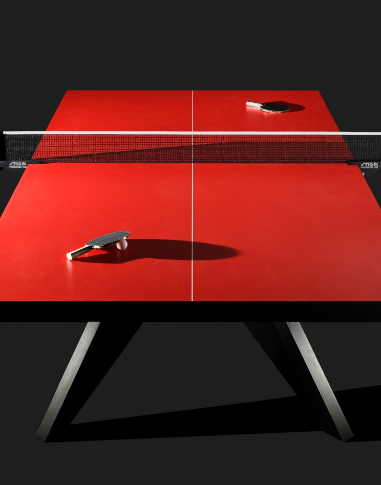 Nigel Cox_Ping-Pong table