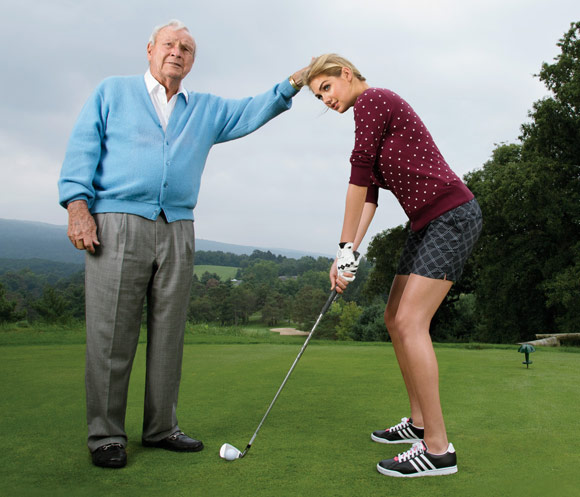 Walter Iooss_Kate Upton_Golf Digest2jpg