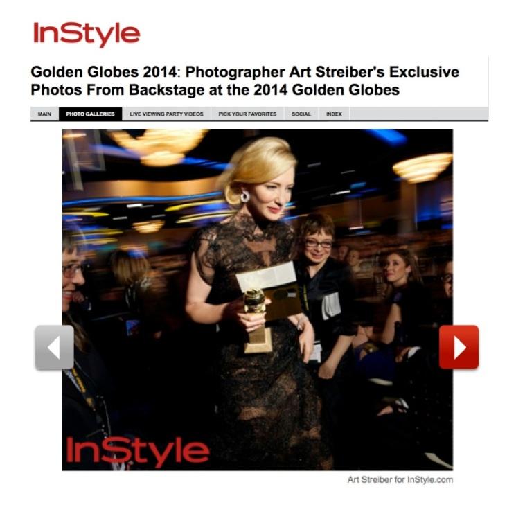 Art Streiber_Golden Globes
