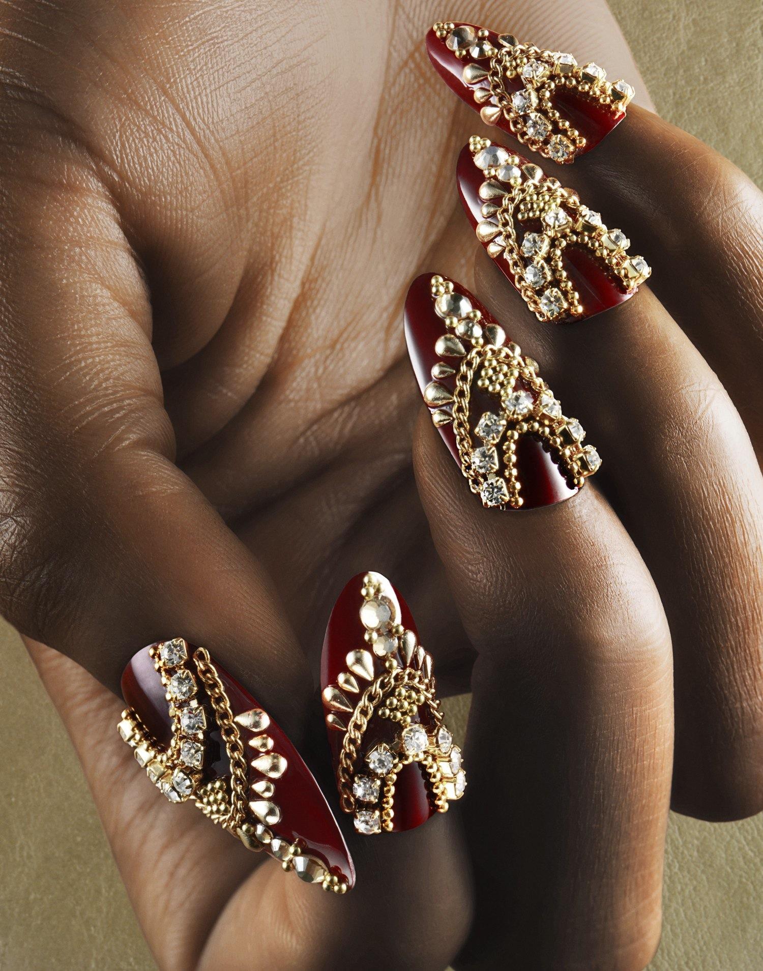 Nigel Cox photographs nail art for Essence magazine « Stockland ...