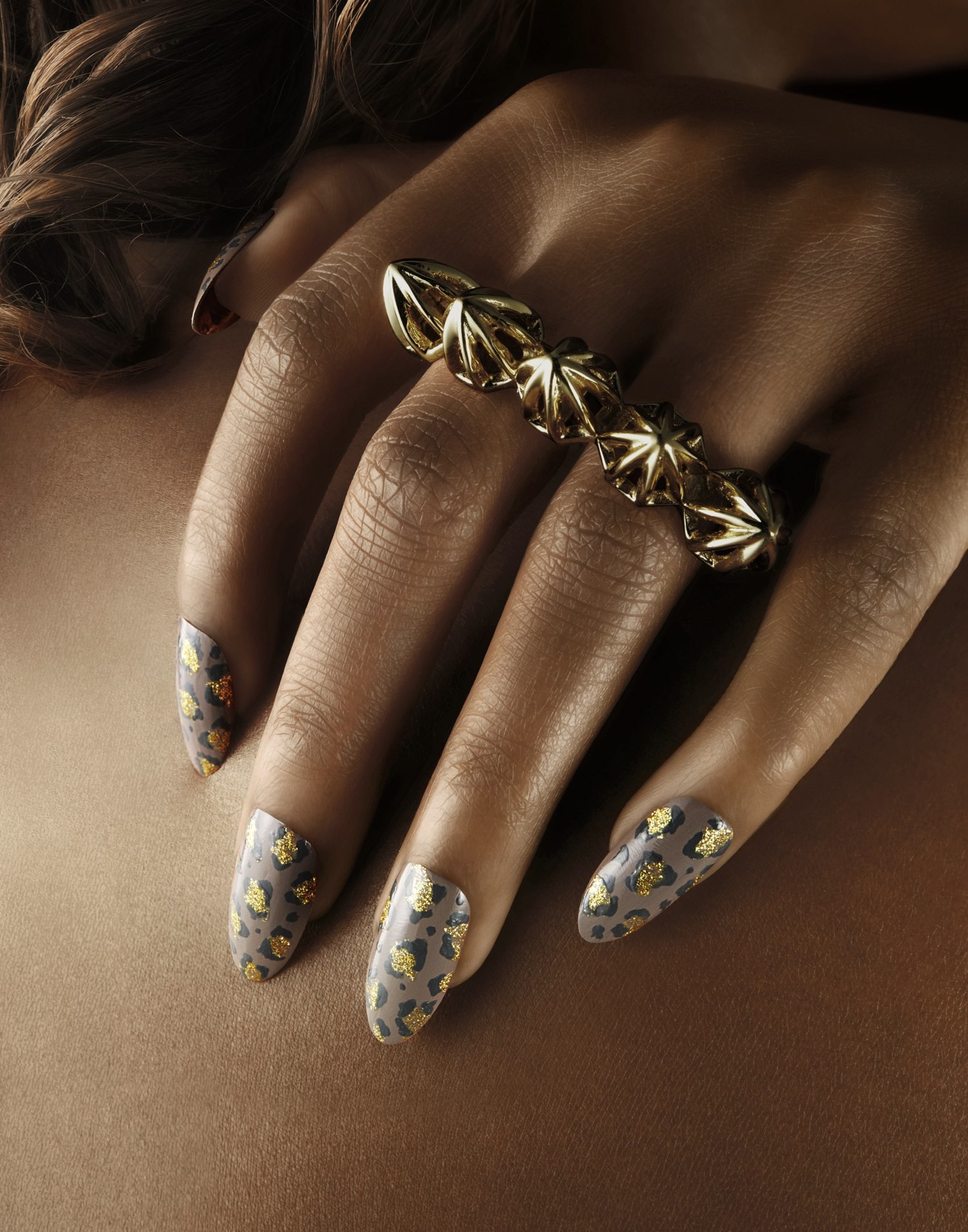 Nigel Cox Photographs Nail Art For Essence Magazine Stockland