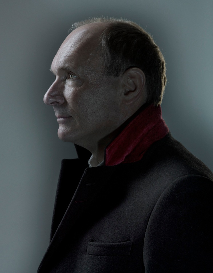Nadav Kander_Tim Berners-Lee 2