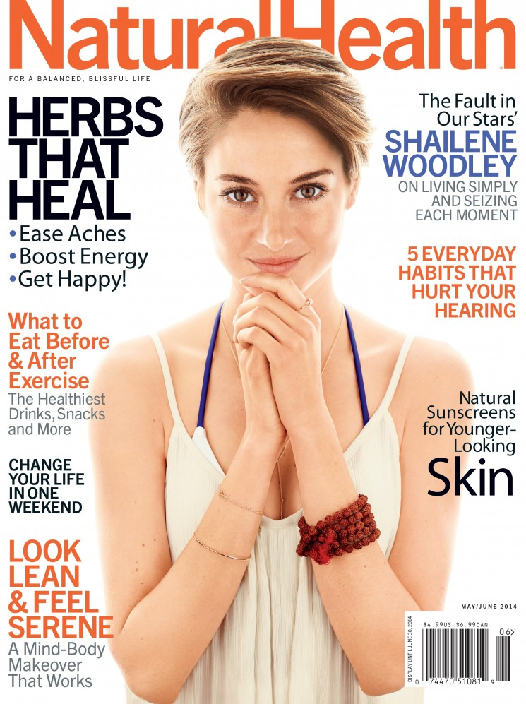 Jeff Lipsky_Shailene Woodley cover