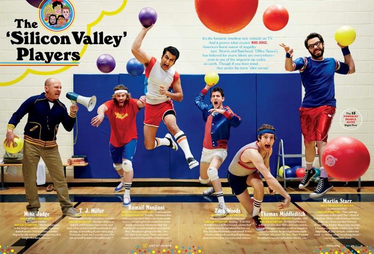 Art Streiber_Silicon Valley in print