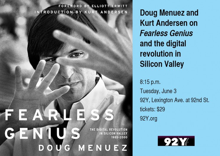 fearless genius at 92Y invite