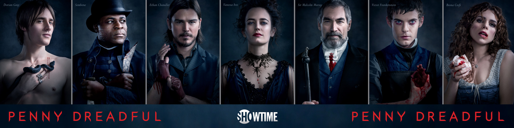 jim fiscus shoots key art for showtime s new series penny dreadful stockland martel blog. Black Bedroom Furniture Sets. Home Design Ideas