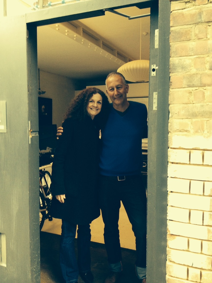 Kathy Ryan and Nadav Kander
