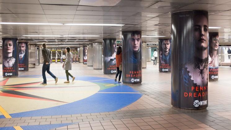 Penny Dreadful subway 3