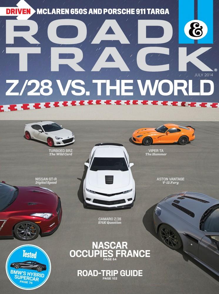 Tobias Hutzler_Roadt & Track cover
