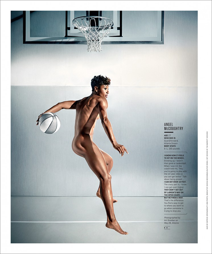 Art Streiber_Angel McCoughtry 1